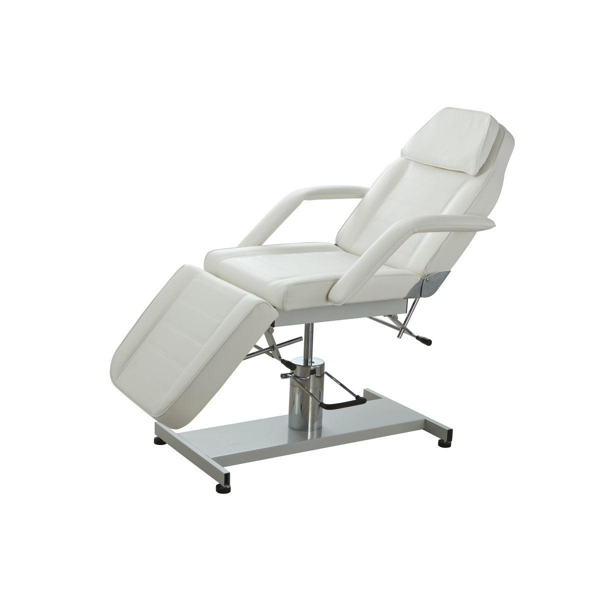 מסודר מיטת טיפולים לקוסמטיקאית: תפעול מכני/הידראולי - אלקטרו קנול IL-82